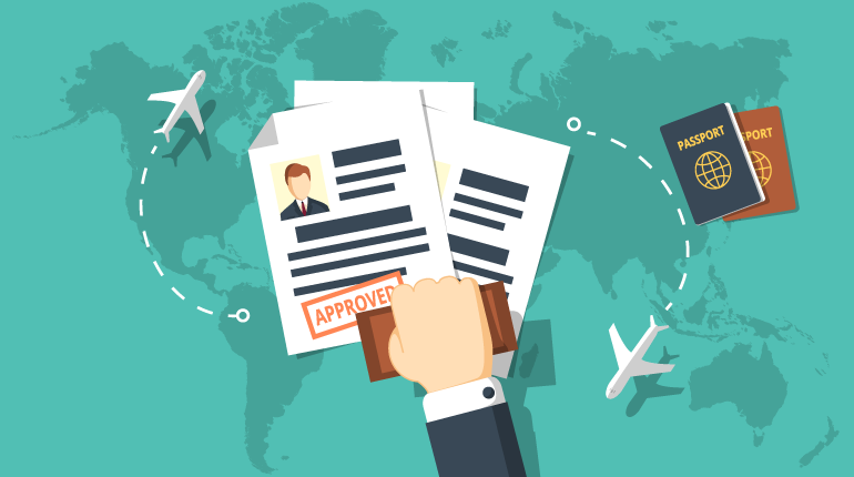 Character requirements for visas