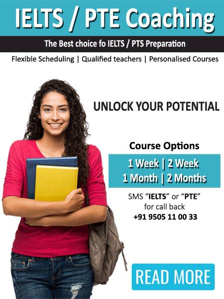 IELTS PTE Coaching
