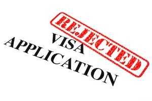 What if my visa gets rejected