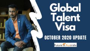 Global Talent Independent Visa
