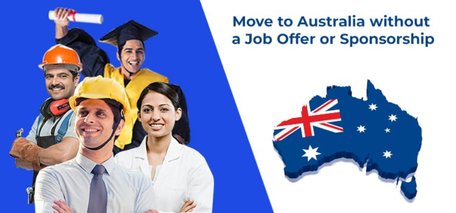 Immigrate To Australia Without A Job Offer